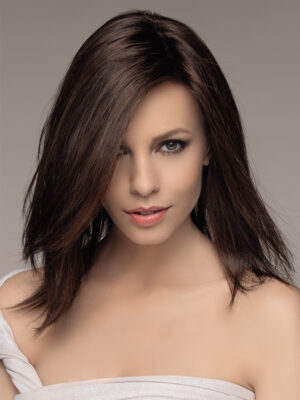 Trinity Plus | The hand-tied monofilament top and lace front create the most natural look