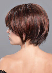 The Echo from Ellen Wille is a fabulously, modern bob style wig with a longer side sweeping fringe.