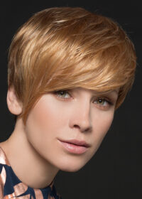 POINT by Ellen Wille in LIGHT MANGO MIX   Medium Copper Red, Copper Red, and Butterscotch Blonde Highlights