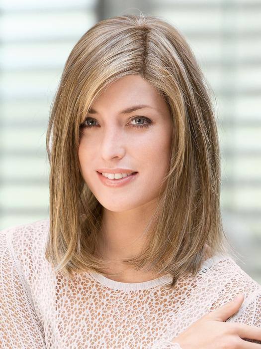 Matrix by Ellen Wille | Remy Human Hair Topper | Elly-K.com.au