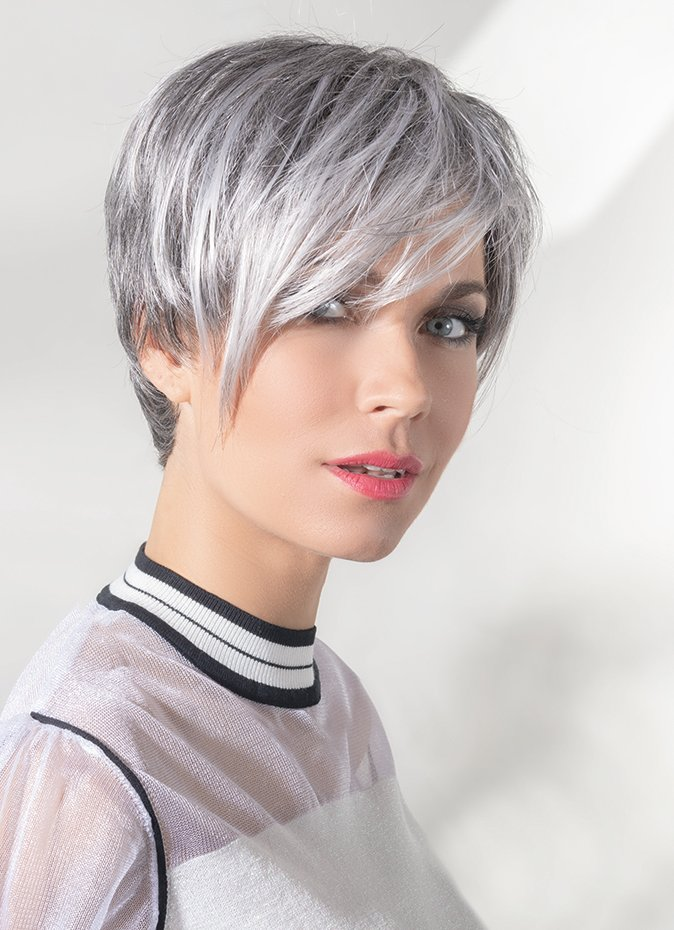 First by Ellen Wille in Salt/Pepper Mix   Wigs.co.nz