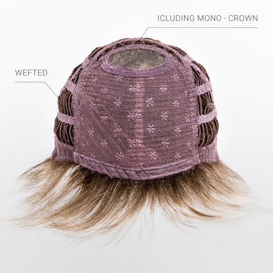Mono Crown Wefted Cap