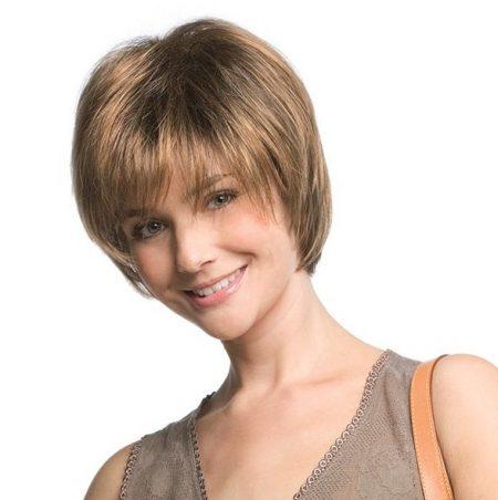 Nova Wig By Ellen Wille | Hair Power Collection | Ellen Wille Wigs | Feminine Short Hair Synthetic Wigs | Colour Mocca Mix | Elly-K.com.au