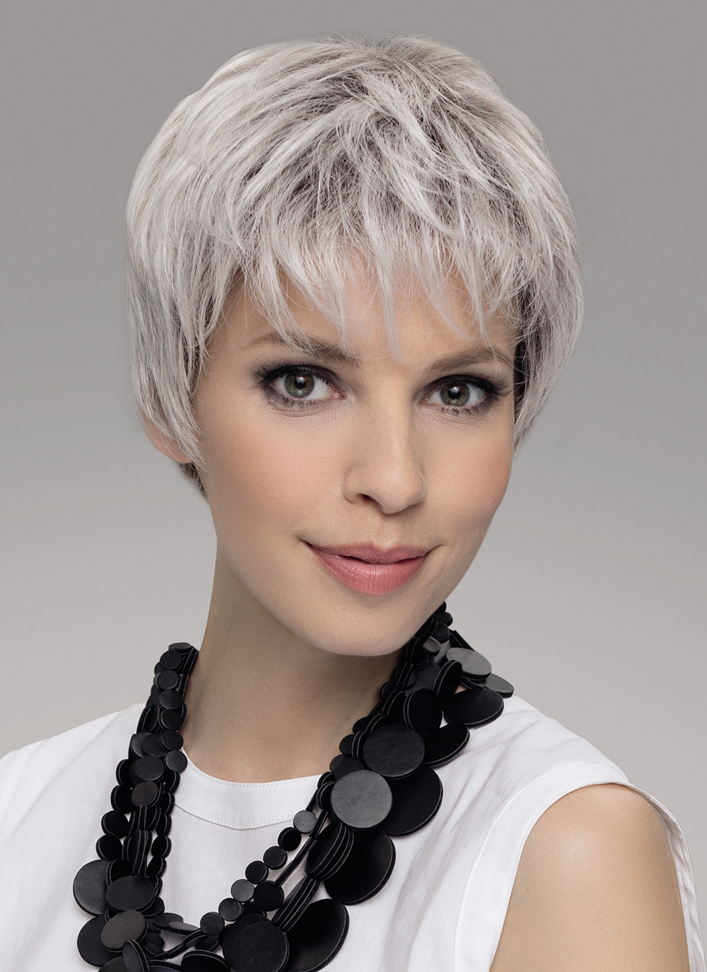 ENCORE by ELLEN WILLE in SILVER-BLONDE-ROOTED