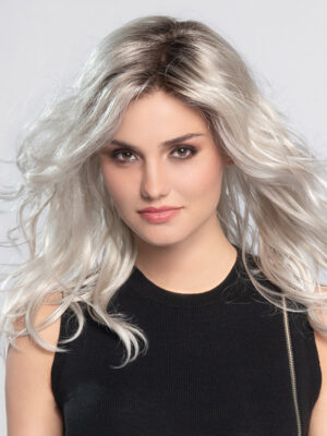 Arrow Wig by Ellen Wille | Long Synthetic Hair Wig | Colour Silver Blonde Rooted