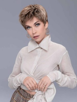 The Cool wig by Ellen Wille is a classic short hairstyle, easy to wear with a perfect fit and easy to maintain