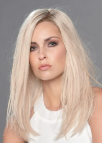 Zora | 100% Remy human hair, monofilament top and wefted sides providing the perfect amount of density.
