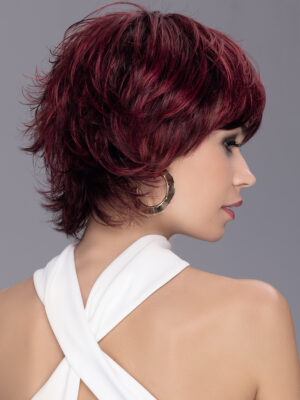 SPARK | The open wefted cap is designed to allow air to flow through, keeping your wig light and cool all day