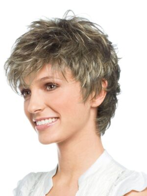 Easy Wig | Synthetic Lace Front Wig (Mono Top) by Ellen Wille