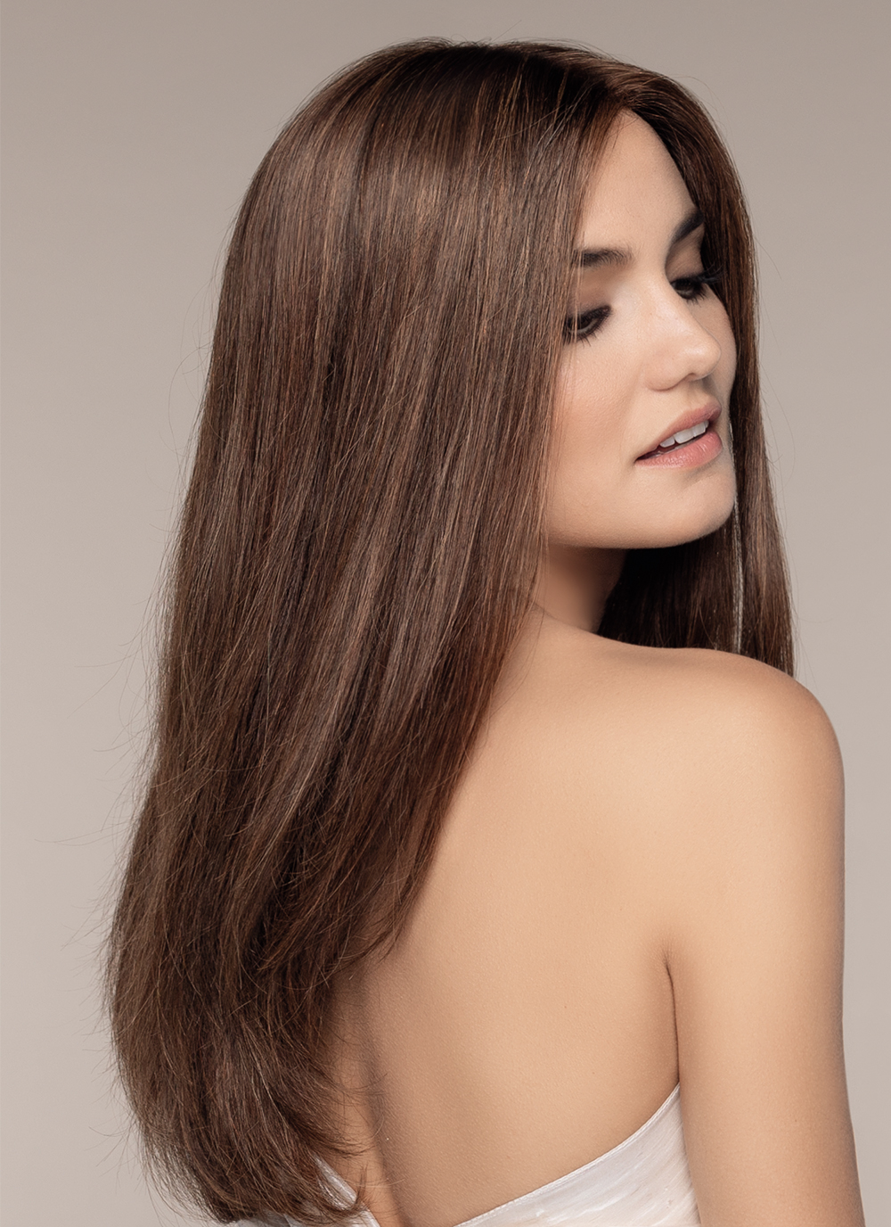 OBSESSION By Ellen Wille | Overall hair length 52cm