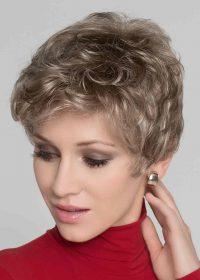 "Apart Hi   Approximate Hair Length: Fringe: 3"" (7.5cm)   Crown: 2.5"" (7cm)   Nape: 2"" (5cm)   Elly-K.com.au"