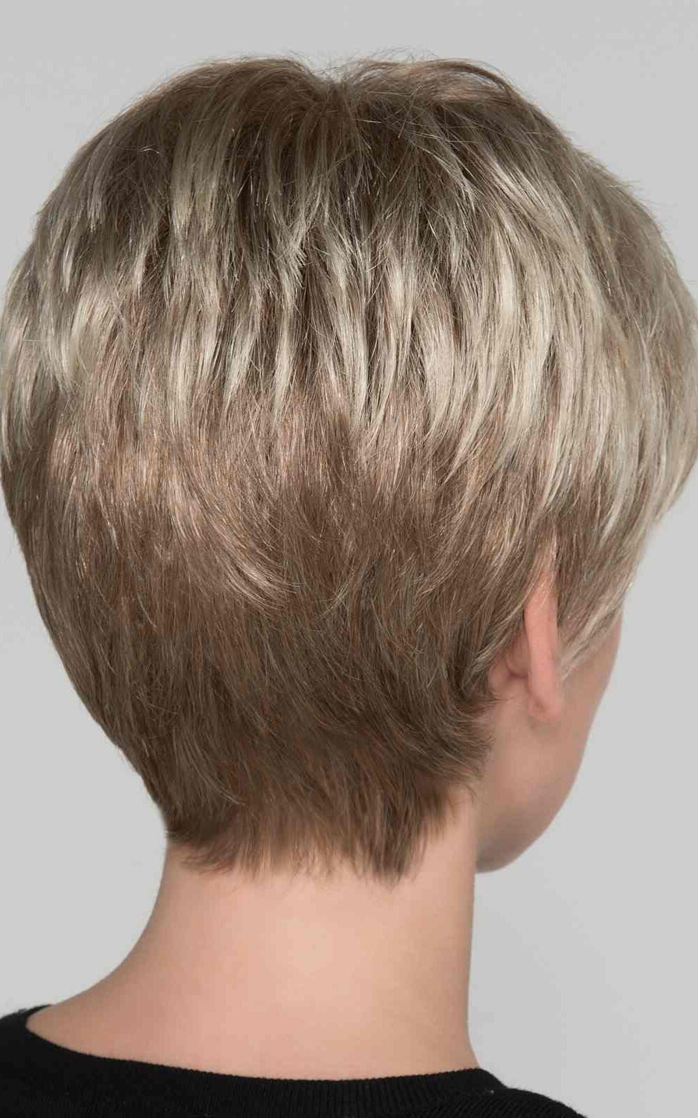 Carol | Snug and secure fit along with the most natural looking head of hair available | Elly-K.com.au