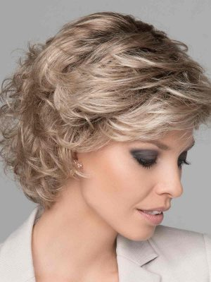 Daily Large Wig | The ready-to-wear synthetic hair looks and feels like natural hair