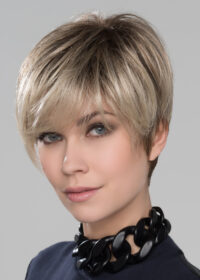 Fenja by Ellen Wille | SAND MULTI Rooted | Lightest Brown and Medium Ash Blonde Blend with Light Brown Roots