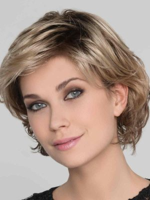 Flair by Ellen Wille | Caramel Rooted | Base: Dark Honey Blonde - Highlight: Light Blonde/Light Ash Brown | Elly-K.com.au
