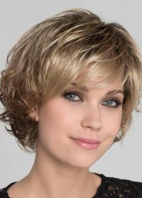 Flair by Ellen Wille   Mid-length, Layered, Softly Waved Bob with a Generous Fringe   Elly-K.com.au