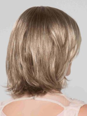 Lucky Hi by Ellen Wille, is super lightweight and ready to wear mid-length wig