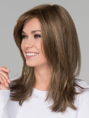 Miley Small | Hand tied monofilament parting construction to give the impression of natural hair growth