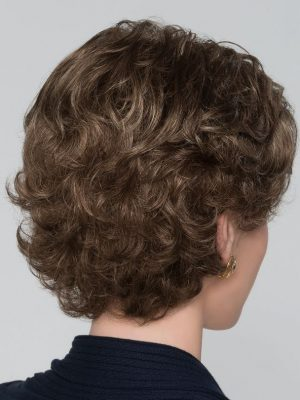 Nancy by Ellen Wille | The Nancy is pre-styled and ready-to-wear out of the box. However, you can have it custom cut by your hairstylist to suit your own style. It keeps its style after washing.