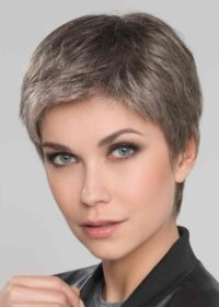 Risk Comfort by Ellen Wille | Styled Smoothed Down With a Side Part & Short Tapered Neckline | Elly-K.com.au