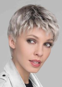 Risk by Ellen Wille   Light Champagne Rooted   Pearl Platinum and Light Golden Blonde Blend with Medium Brown Roots   Elly-K.com.au