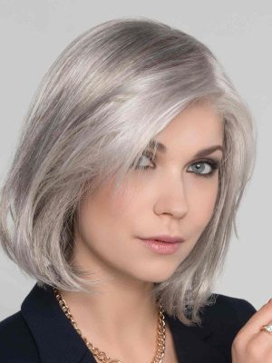 Tempo 100 Deluxe Wig by Ellen Wille   Luxury Women Wigs   Colour Snow Mix   Elly-K.com.au