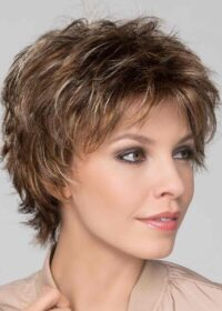 Click Wig by Ellen Wille | Choppy short layered wig, tousled for an edgy style