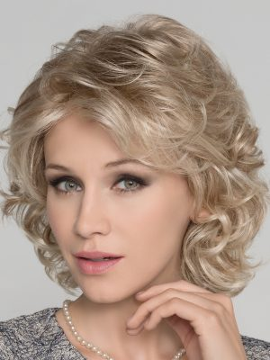 GINA MONO by Ellen Wille in CHAMPAGNE MIX | Light Beige Blonde, Medium Honey Blonde, and Platinum Blonde Blend