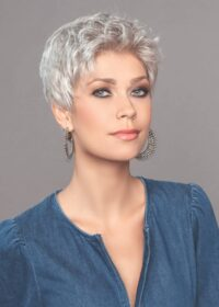 Tab Wig by Ellen Wille | Silver Mix