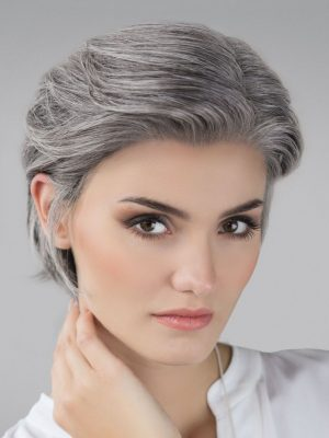 Slightly flicky layers and a beautifully tapered hairline to ensure a very comfortable and secure fit | Elly-K.com.au