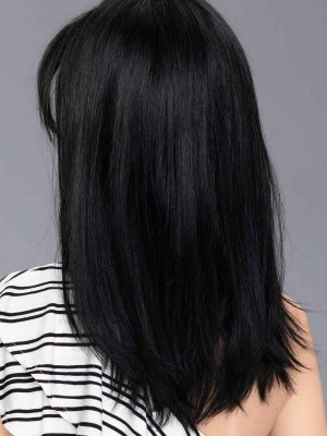 IMPRESS | The approximate overall hair length from the crown to back tips is 40cm. There is a change in density throughout to give a realistic shape and look.