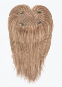 Just Nature Top Hair Piece   100% Hand-Tied   4 clips to apply are lightweight, comfortable to ensure a secure fit