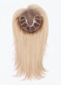 MATRIX BY ELLEN WILLE |  Remy Human Hair Topper with Lace Front & Monofilament Base