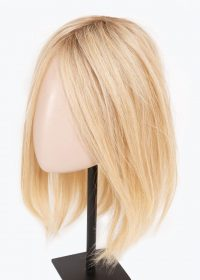 MATRIX BY ELLEN WILLE | Topper that integrates with your natural hair seamlessly.