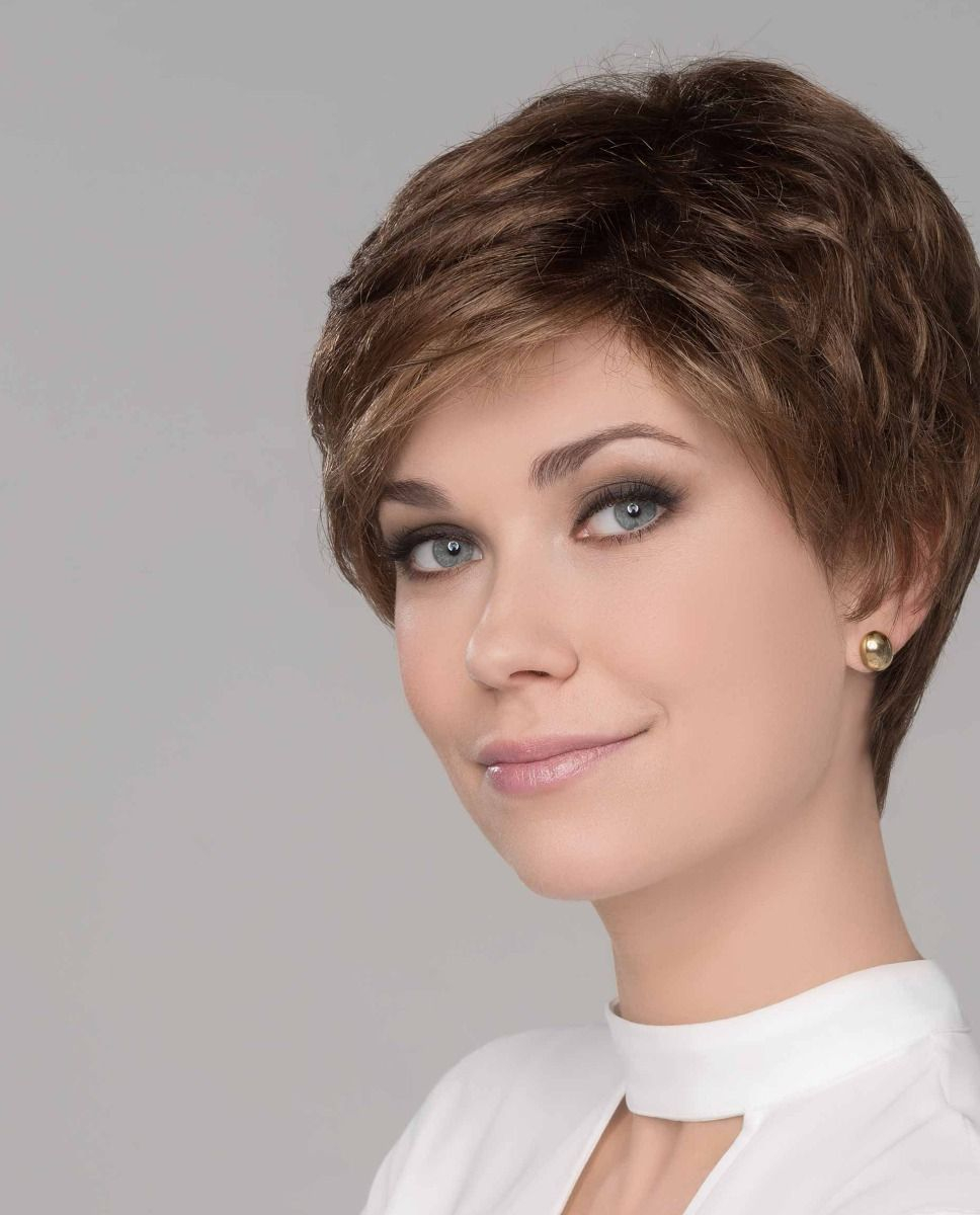 Noelle Mono wig by Ellen Wille is extremely comfortable with a monofilament design and a lace front.