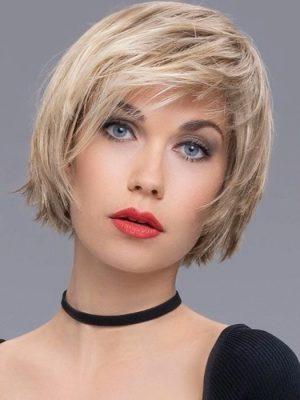 GAME by ELLEN WILLE in CARAMEL MIX | Dark Honey Blonde, Lightest Brown, and Medium Gold Blonde Blend