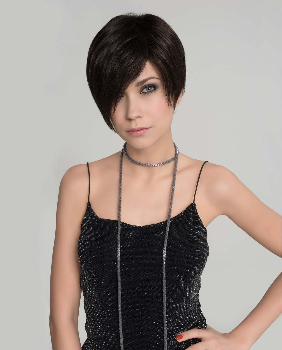 Trend Mono |  Has a lace front that will give you a completely natural appearance at the fringe area.