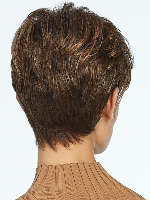 Boston Mono by Raquel Welch | Neck-hugging nape and natural looking synthetic hair