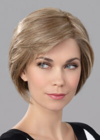 PROMISE BY ELLEN WILLE | A short style bob with a tapered neckline