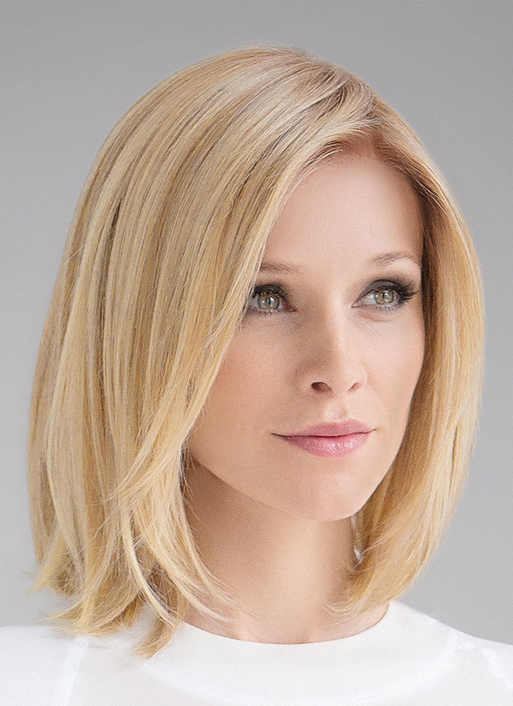 Catch by Ellen Wille   A long style bob designed with a long fringe