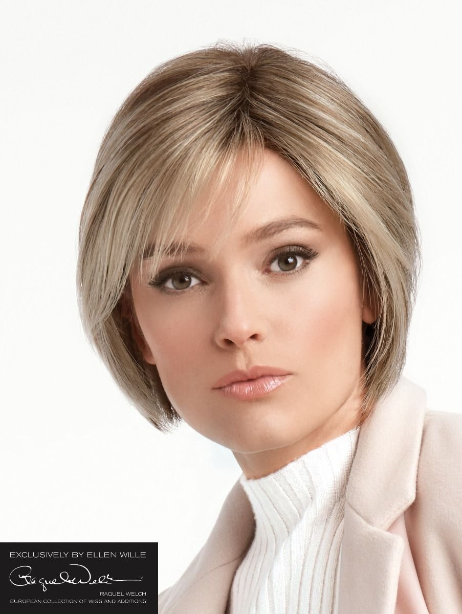 Cape Mono by Raquel Welch   Extended Lace Front and Hand-Tied Mono Part for a natural look