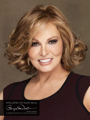 Empire Mono by Raquel Welch | Extended front of off the styling
