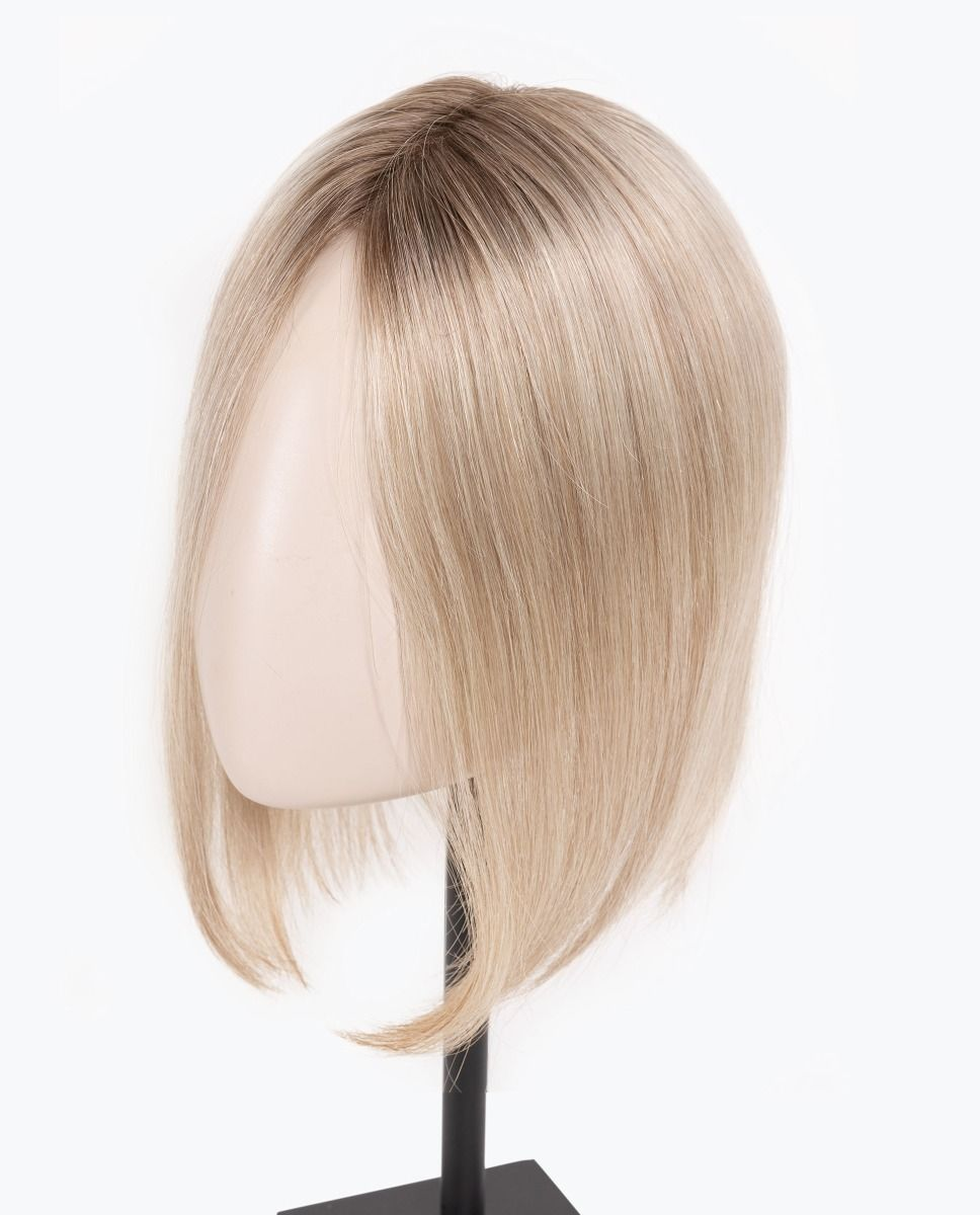 FILL IN by Ellen Wille | Remy Human Hair Topper with Lace Front & Monofilament Base