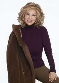 Maine Mono Part by Raquel Welch   Extended lace front for a natural look