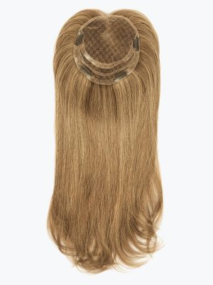 PLEASURE Hair Topper by ELLEN WILLE |100% Hand-Tied with Monofilament Top for free hair movement and styling options