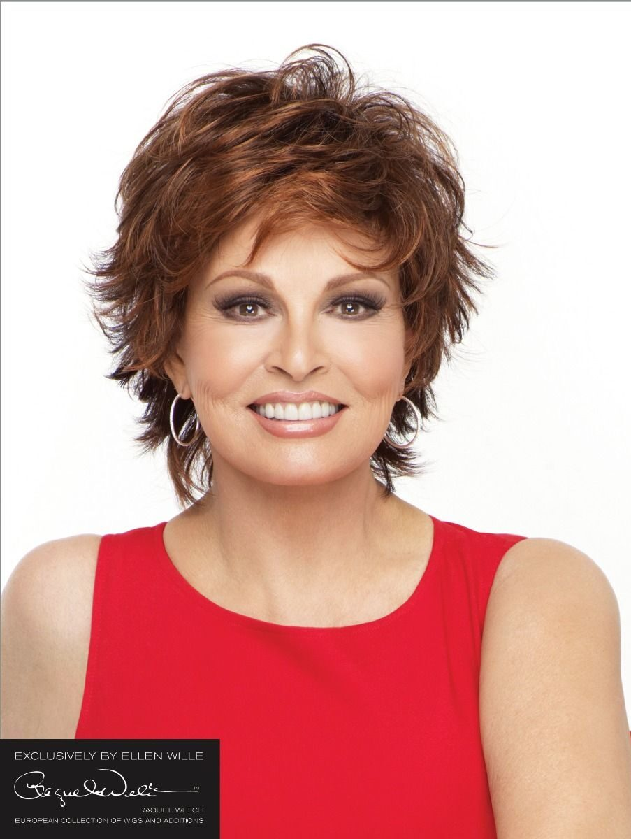West by Raquel Welch |  Can be worn sleek and smooth or funked up