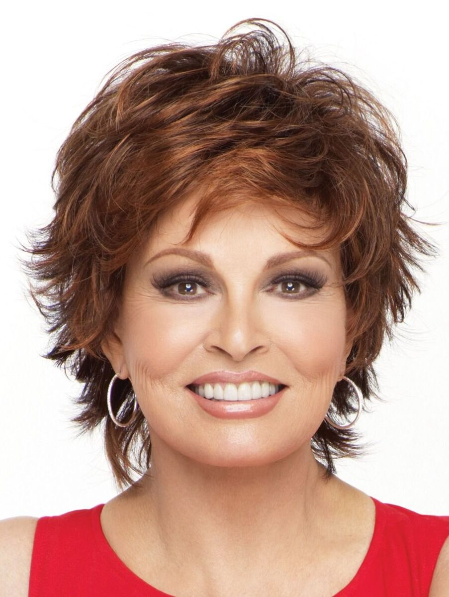 West by Raquel Welch |  The lightweight cap has a monofilament crown for a natural look and a realistic appearance.