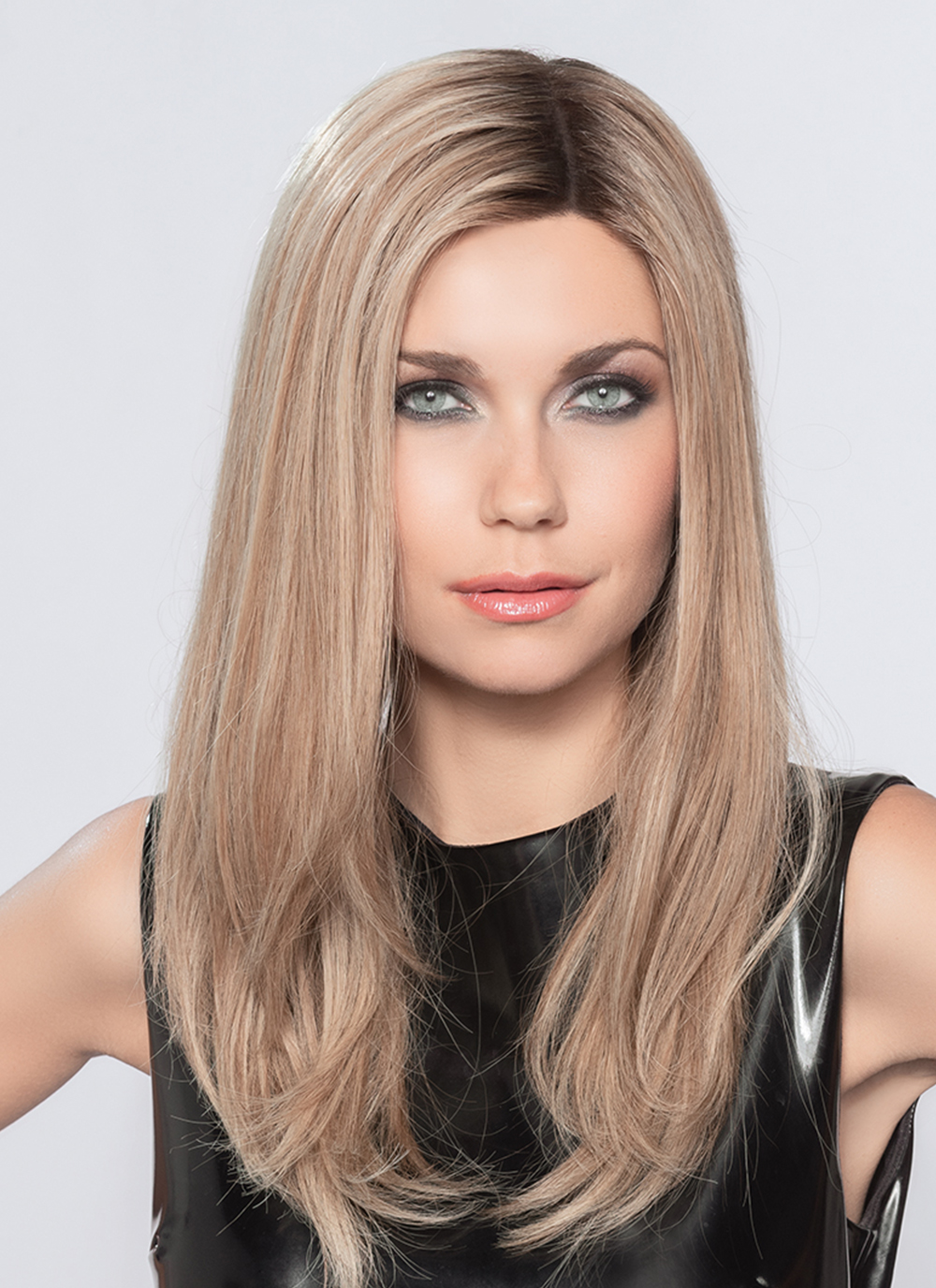 Xenita Hi by Elen Wille in Light Bernstein Rooted | 100% Remy Hair, High quality human hair