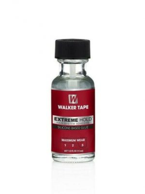 Walker Extreme Hold Brush On Liquid Adhesive 1.4oz - 41.4ml | Wigs.co.nz