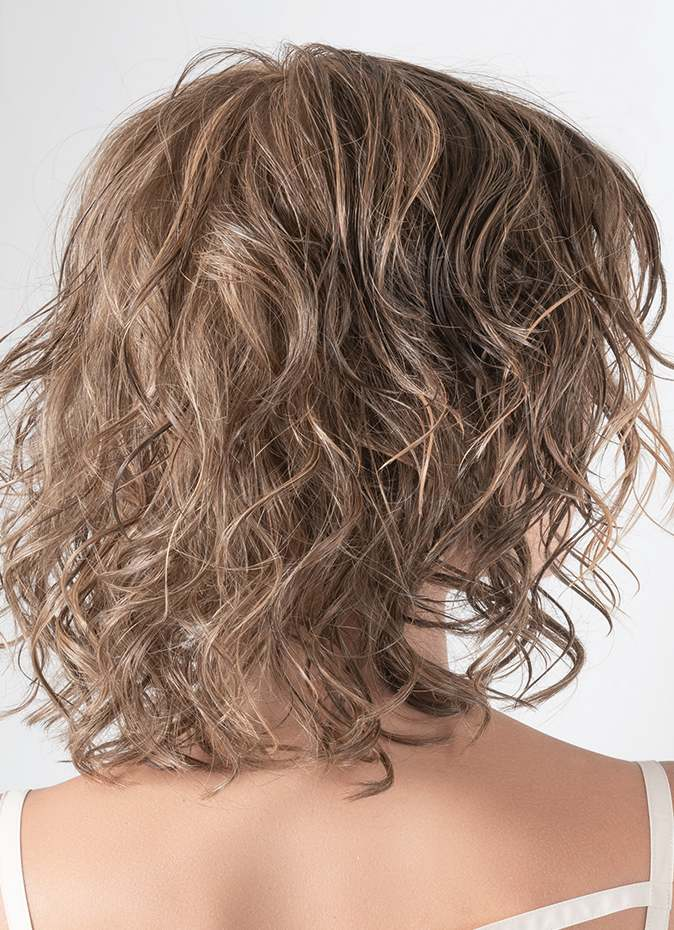 The Eclat can be waved, curled, or straightened using heated styling products.